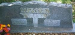 Ruthie Myrtle <i>Lawrence</i> Massey
