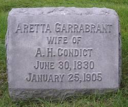 Aretta <i>Garrabrant</i> Condict