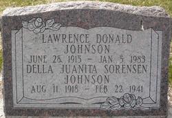 Della Juanita <i>Sorensen</i> Johnson