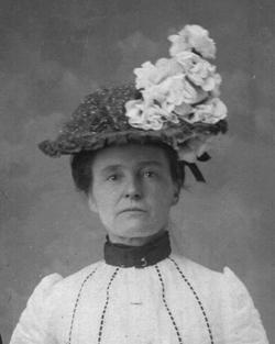 Margaret Ellen <i>Shrader</i> Vann Newman