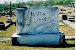 Jessie Lee McLane