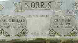 Amos Dillard Norris