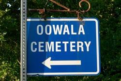 Oowala Cemetery