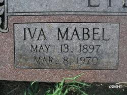 Iva Mabel <i>Wilson</i> Lilley