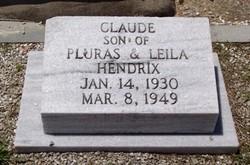 Claude Hendrix