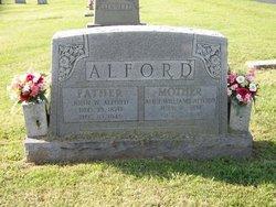Alice <i>Williams</i> Alford