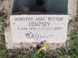 Dorothy Ann <i>Potter</i> Dempsey