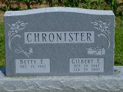 Gilbert E Chronister
