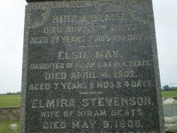 Elmira <i>Stevenson</i> Deats