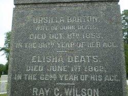 Elisha Deats