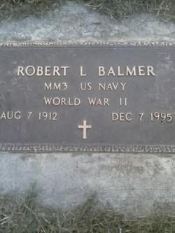 Robert Leslie Bob Balmer