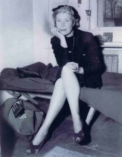 Mildred Axis Sally Gillars