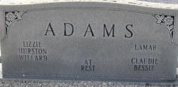Bessie <i>Stines</i> Adams