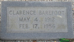 Clarence Barefoot