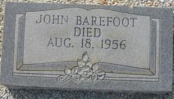 John Henry Barefoot