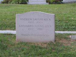 Katharine Carr <i>Young</i> Keck