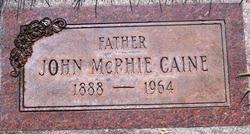 John McPhie Caine