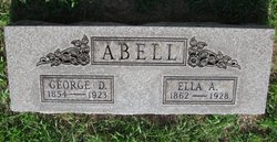 George D Abell