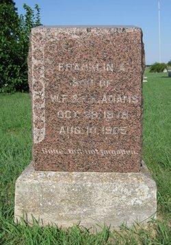 Franklin A Adams