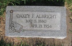 Oakey F Albright