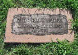 Mitchell F Bailey
