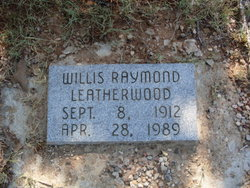 Willis Raymond Leatherwood