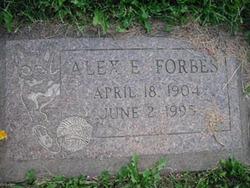 Alex Elmo Forbes