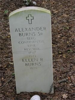 Mary Ellen <i>Roach</i> Burns