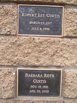 Barbara <i>Roth</i> Curtis