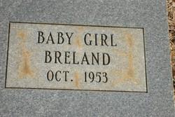 Baby Girl Breland