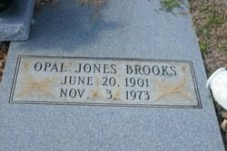 Opal <i>Jones</i> Brooks