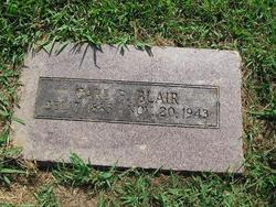 Carl B Blair