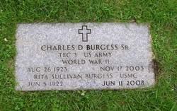 Charles Desmond Burgess