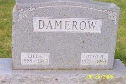 Mrs Lillie Louise <i>Eickstedt</i> Damerow