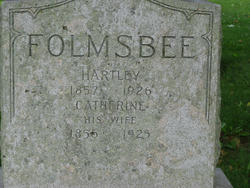 Hartley Folmsbee