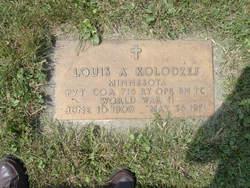 Pvt Aloysius Anton Louis Kolodzej