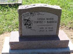 Linda Marie <i>Cortez</i> Barrick