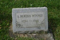 A Bertha <i>Rephan</i> Winner