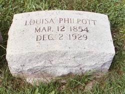 Louisa <i>Gambler</i> Muench Philpott