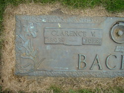 Clarence Ver Backus