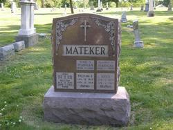 William F. Mateker
