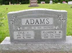 Lyle A. Adams