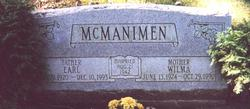 Wilma Bernice <i>Borem</i> McManimen