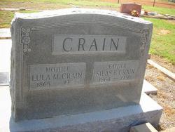Milly Louisa <i>Groves</i> Crain