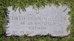 Curtis Dean Wheeler