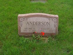 Evelyn E Anderson