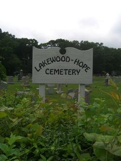 Lakewood Hope Cemetery