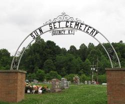 Sun Set Cemetery
