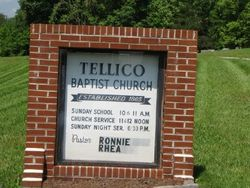 Tellico Baptist Church Cemetery