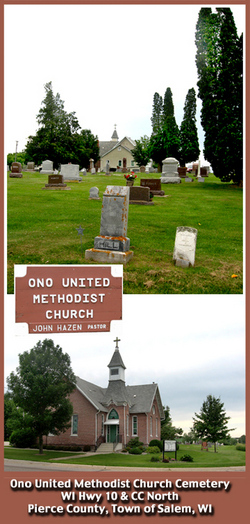 Ono United Methodist Church Cemetery